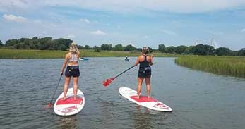 2 Hour Paddleboard Tour